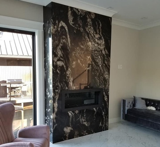 Beautiful & affordable custom fireplace design, fabrication & installation in South Seattle.