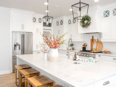 kitchen countertop selection king county