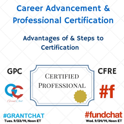 Question Preview: Professional Certification: GPC and CFRE - #GrantChat