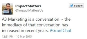 Grant Consulting Marketing