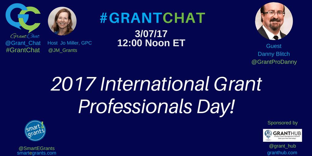 International Grant Professionals Day #IGPD