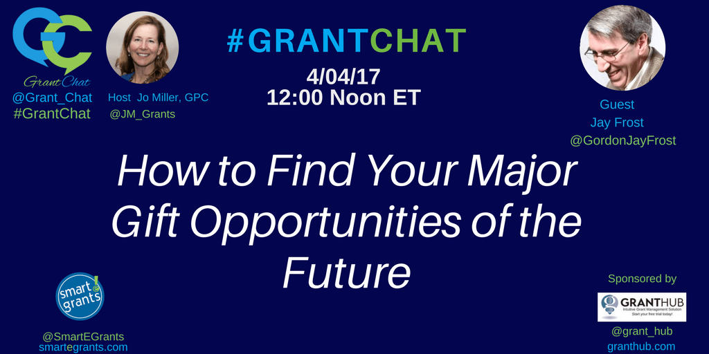 How to Fund Your Major Gift Opportunities of the Future with Guest Jay Frost