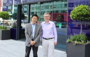 Neil Hirst and Yufeng Yang