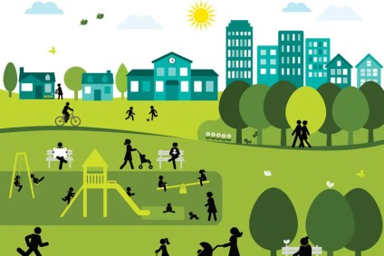 Healthy Communities.