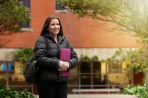Angelique- Education student