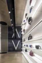 Interior of Victoria Beckham store