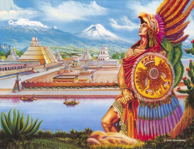 Cultura Azteca O Mexica Detalles De Su Imperial Historia Gran