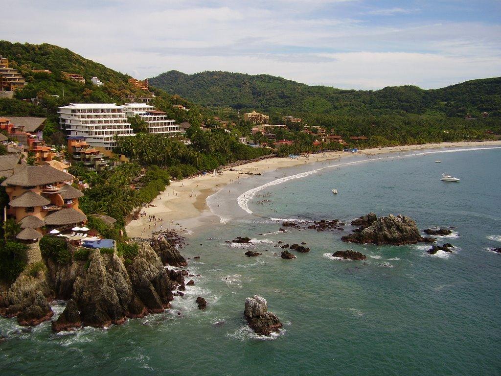 Playa La Ropa, Zihuatanejo y su curiosa historia.