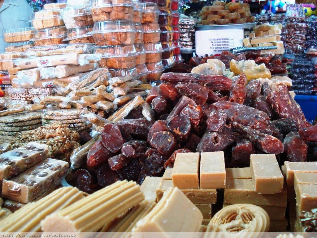 Los tradicionales dulces de Coahuila