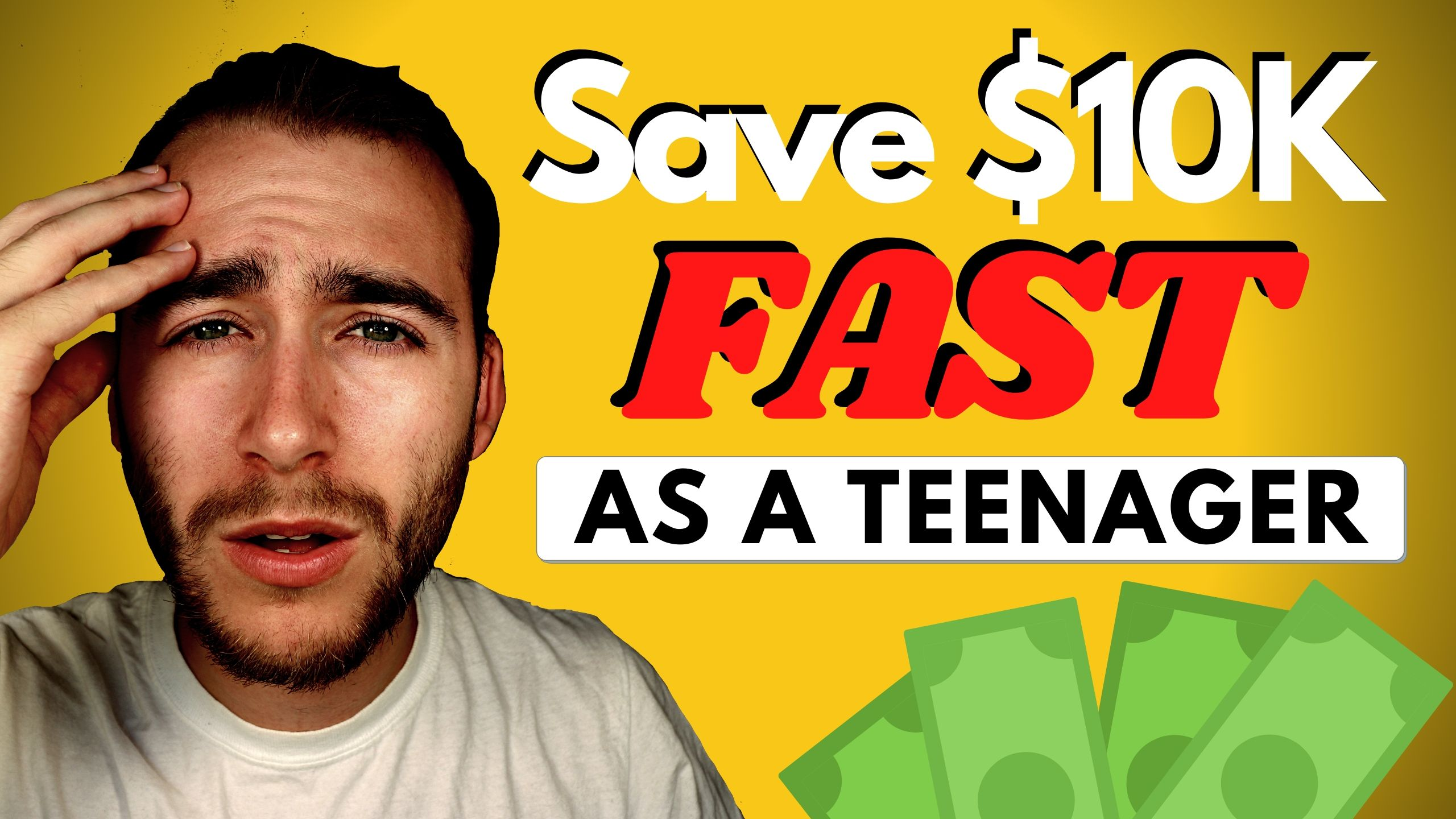 how to save money as a teen