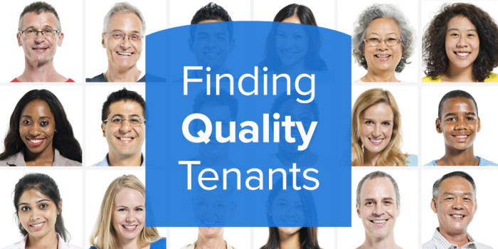 find quality tenants