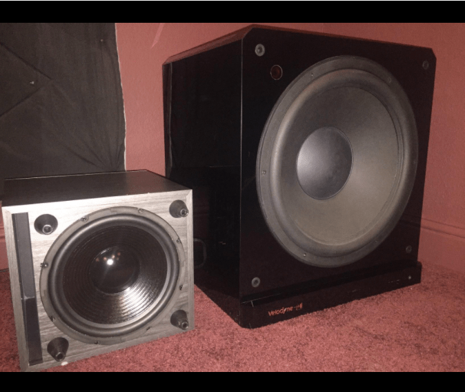 Acoustic Audio 300 Watt Subwoofer Review. Best budget subwoofer for music