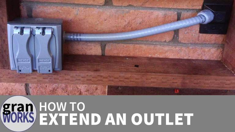 How To Extend an Exterior Electrical Outlet