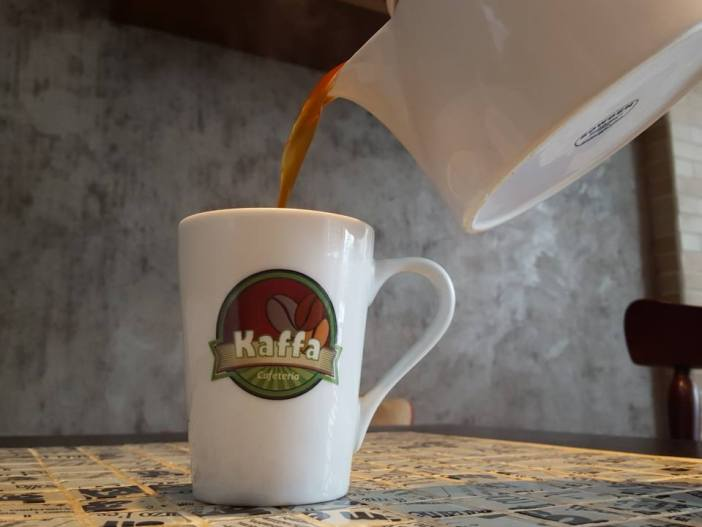 KaffaCafe - Cafes in the Brazilian Coast - Vitória, ES
