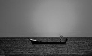 Traditional fishing boat Arica