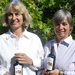 Jutta Thoerner and Cynthia Douglas of MM Organics
