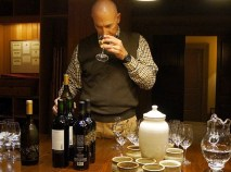 At home with Michael Mondavi