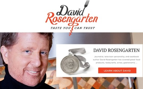 David Rosengarten feature