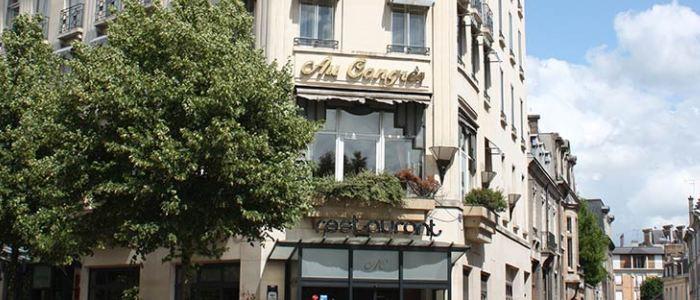 Grand Hotel de l'Univers Reims