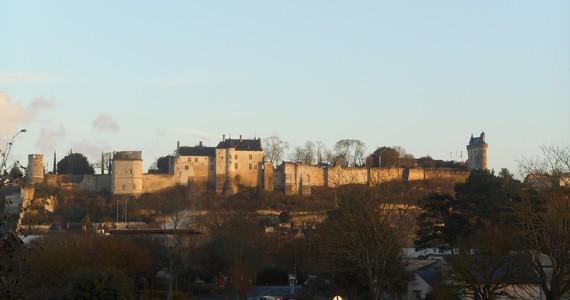 Loire area Chinon
