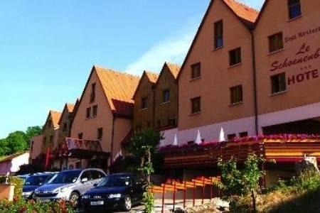 Hotel le Schoenenbourg