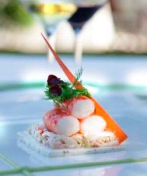 Michelin starred dining- Credits Philippe Exbrayat