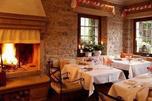 Villa Abbazia La Corte Restaurant