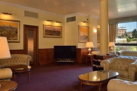 Hotel Athena Lounge