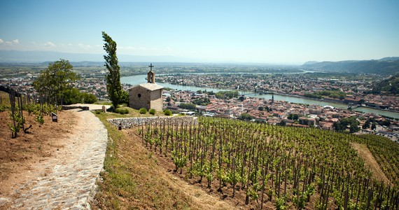 Rhone Valley wine tour - Hermitage Hill- Credits ©Julie Rey – Domaines Paul Jaboulet Aîné (1)