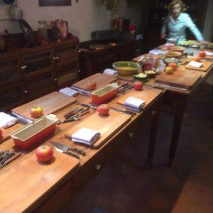 Hostellerie Berard cookery