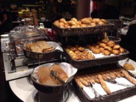 breakfast de la paix