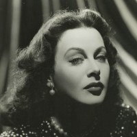 A Dramatic Hedy Lamarr