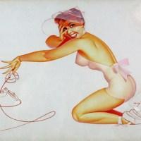 Petty Girl, September 1956