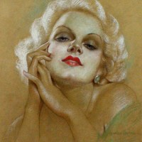 Jean Harlow New Movie Cover