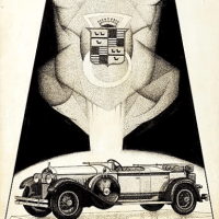 The 1927 Cadillac Convertible