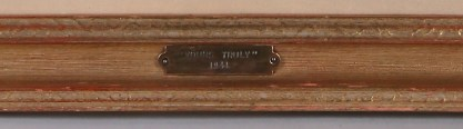 Frame tag with title and published year of 1941