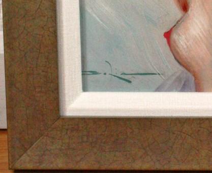 Frame profile and signature