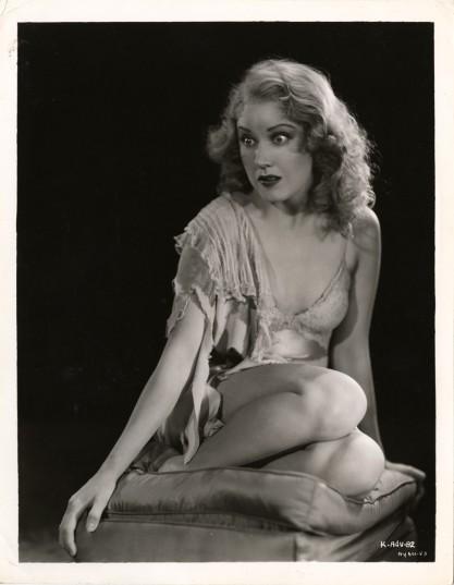 Fay Ray 1933 King Kong