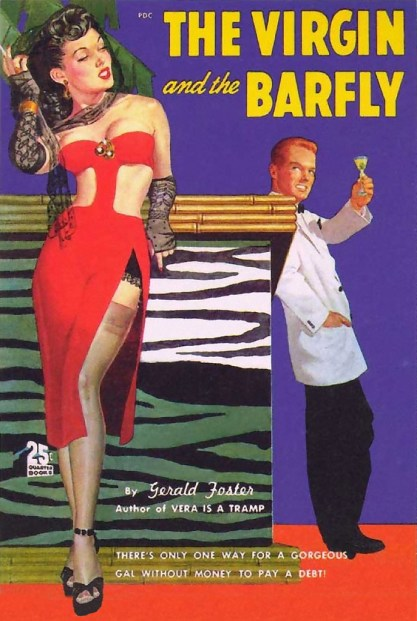 The Virgin And The Barfly Quarter Books #57 - 1950