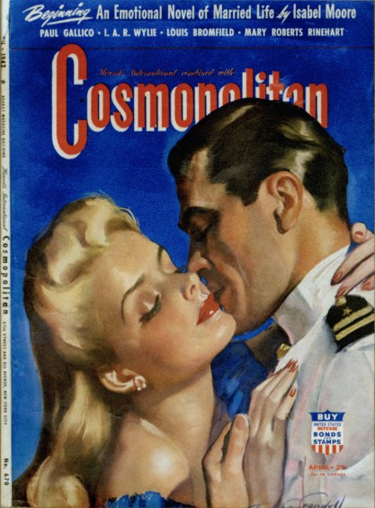 Cosmopolitan Magazine - April, 1935 included in sale