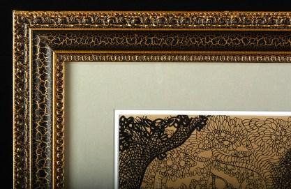 Ornate Frame Detail