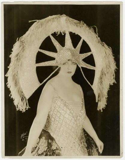 Erte White Studios Vera Ross Passing Show 1923