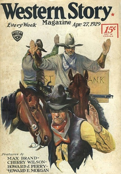 Western Story Magazine - April 27, 1929