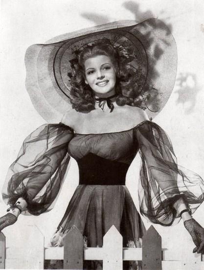 Rita Hayworth, Tonight and Every Night, 1944