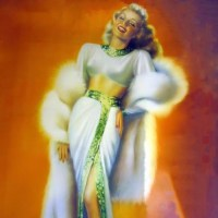 Billy Devorss, Rita Hayworth and the Public Imagination