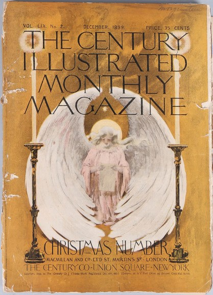 The Century Illustrated Monthly Magazine - Christmas Number - December, 1899 (included in sale)