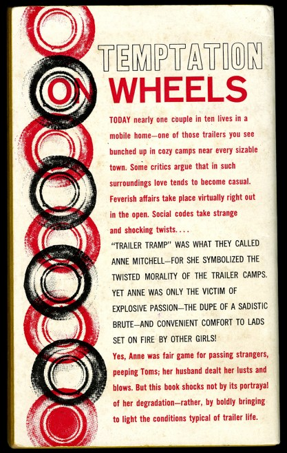 Back of published paperback with text slug.