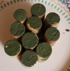 paint corks