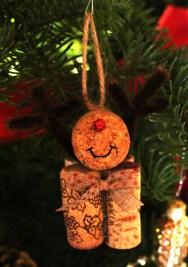 reindeer on tree