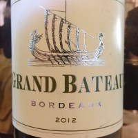 Grand Bateau Bordeaux 2012